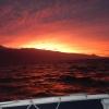 Wir machen uns früh morgens auf den Weg von Teneriffa nach La Palma (Santa Cruz)