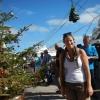 Auch auf der Gorch Fock ist Weihnachten