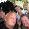 Fahrt zum Raketenstart vom Weltraumbahnhof in Kourou