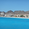 Traumhafter Strand in Mindelo