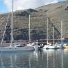 In der Marina San Sebastian (La Gomera)