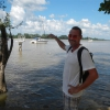 An der Mooring in Domburg, Suriname