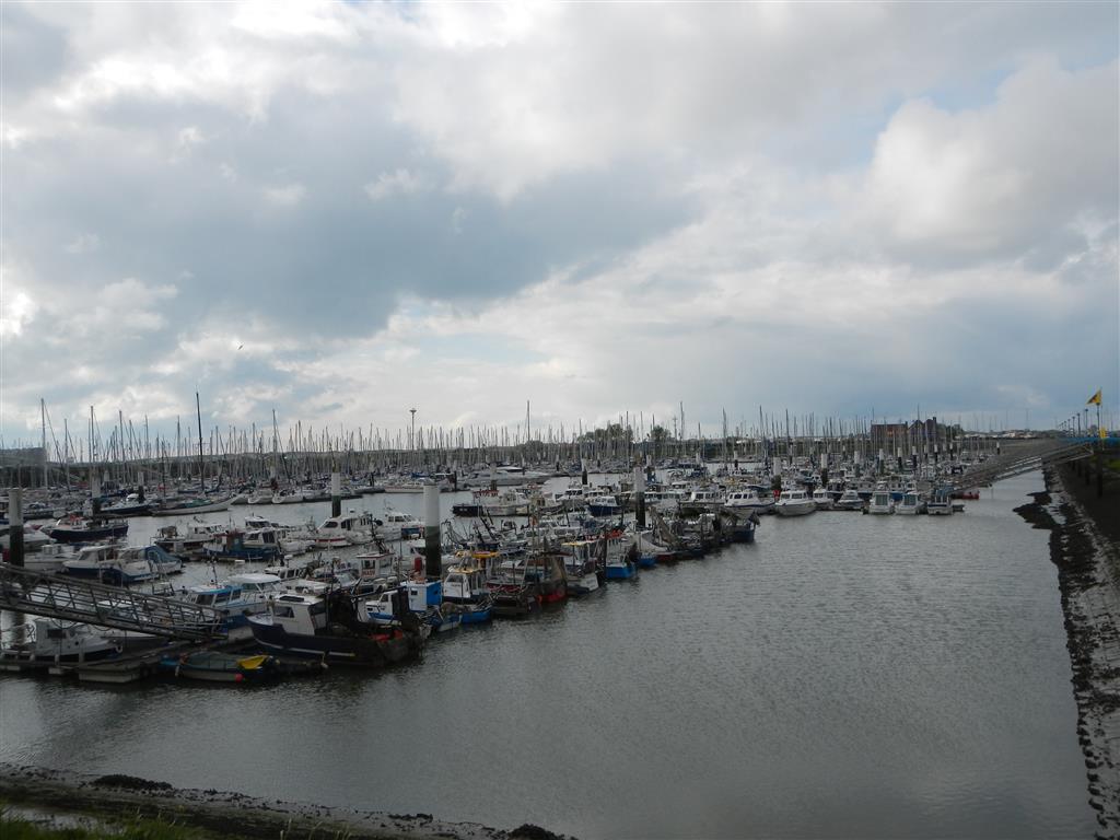 Hafen Nieuwpoort