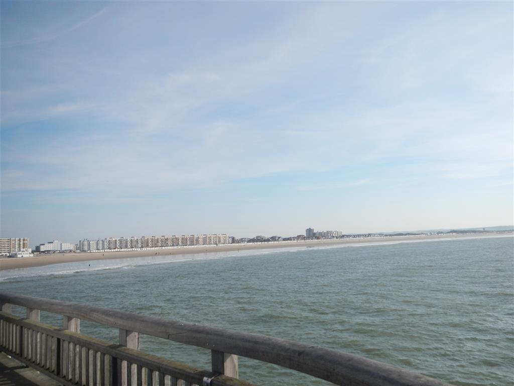 Der Strand von Calais