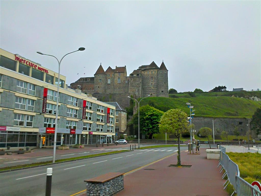 In Boulogne sur Mer.