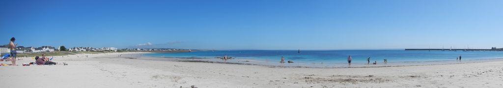 Am Strand von Audierne