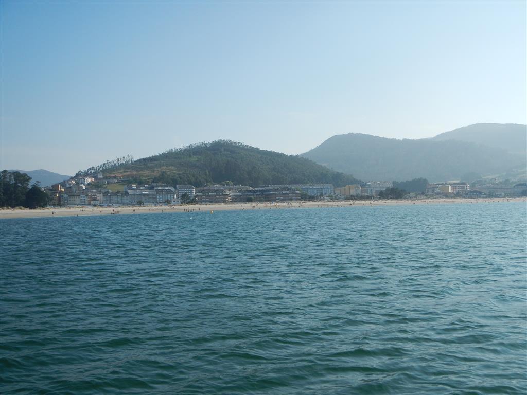 In der Bucht von Cedeira