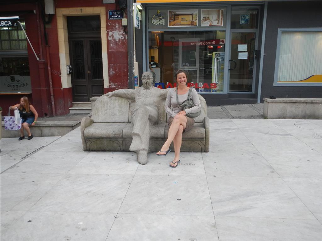 In A Coruna