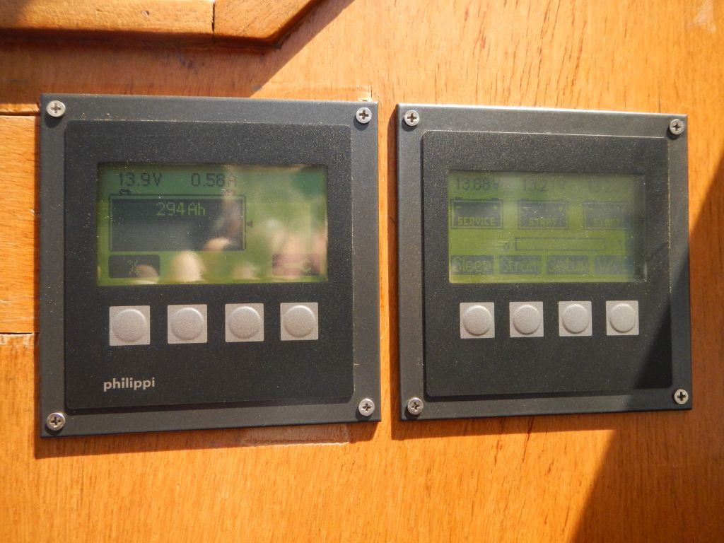 Fertiges Batterieüberwachungssystem.