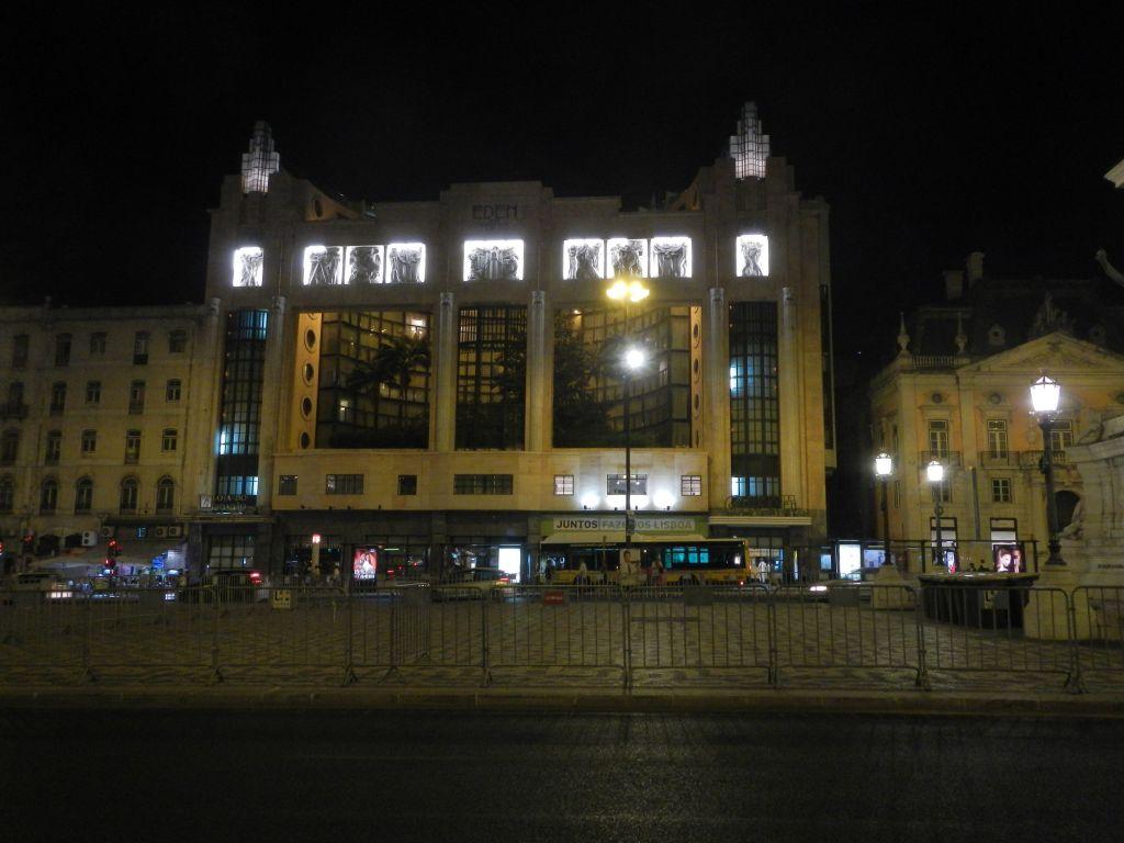 Das Eden Teatro.