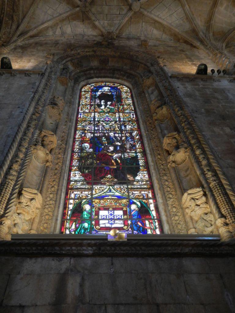 "Im Kloster ""Mosteiro dos Jerónimos""."