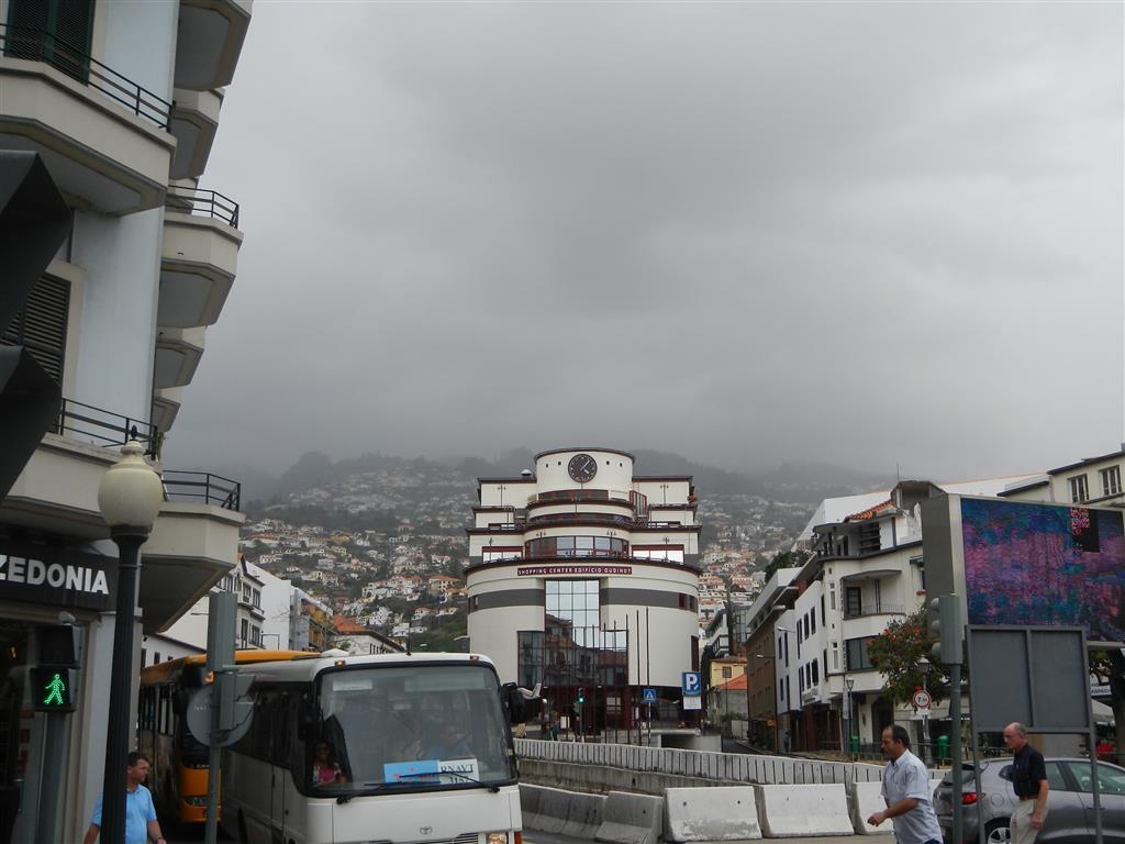Impressionen aus Funchal.