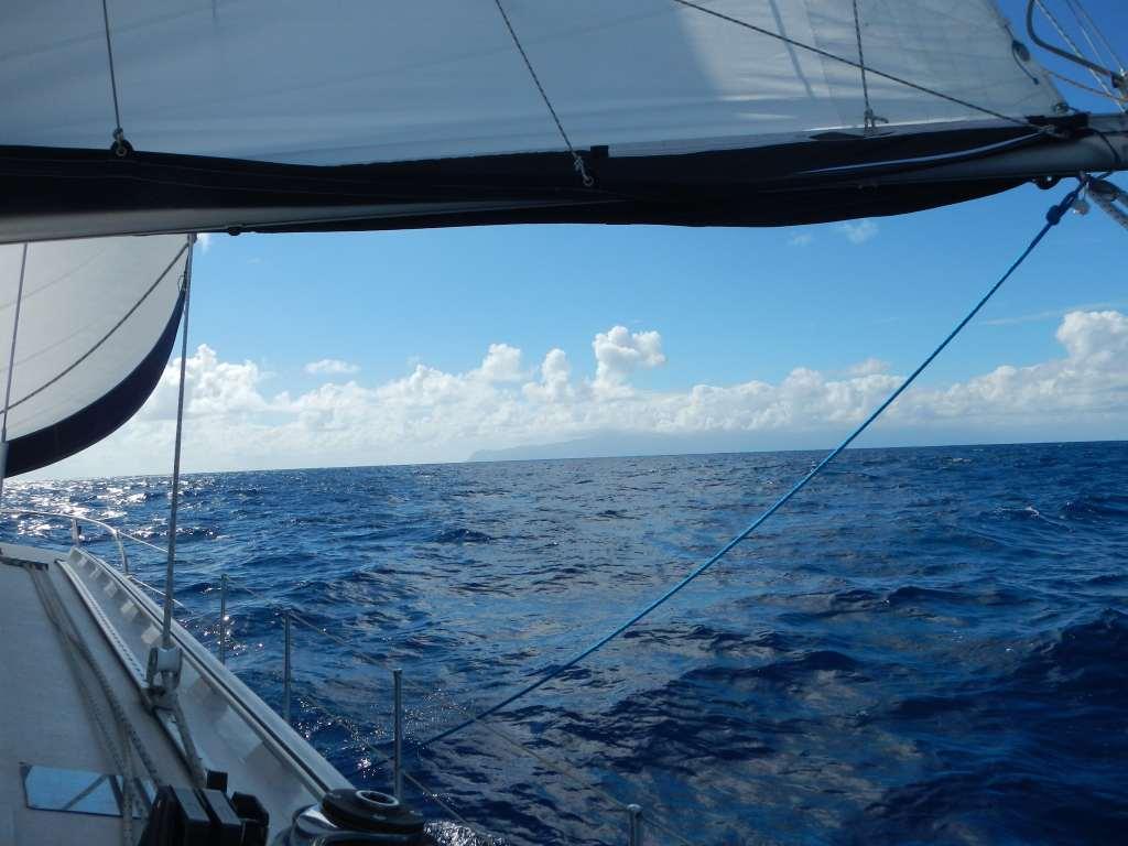Land in Sicht!! Die Insel Teneriffa.