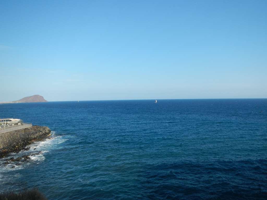 Das Kap vor der Marina.