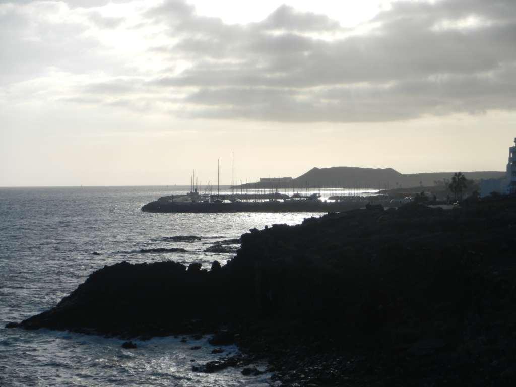 Die Marina San Miguel.