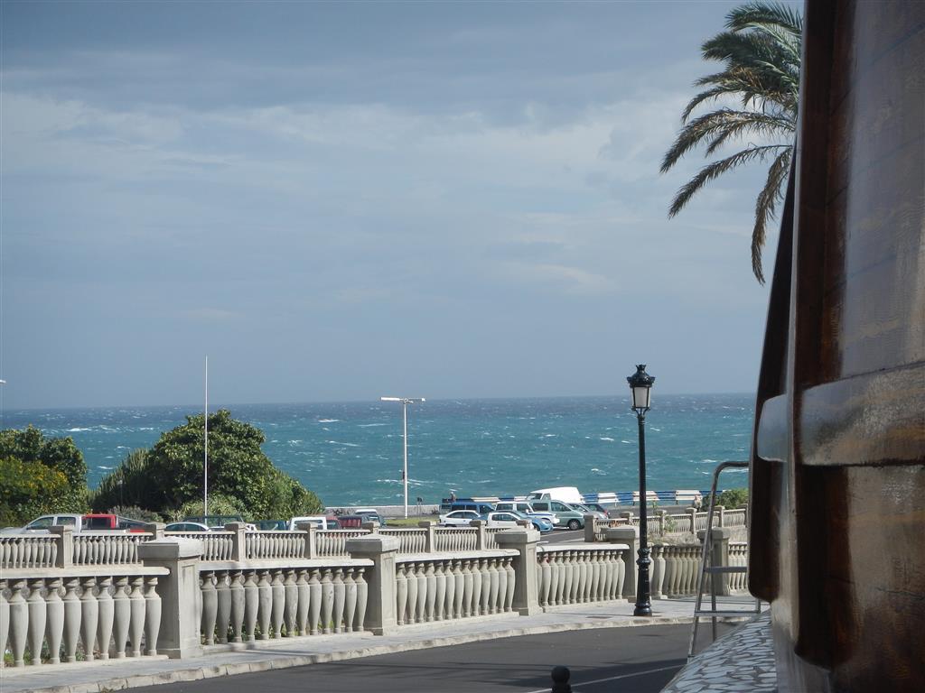 Und so das Meer vor Santa Cruz de La Palma.
