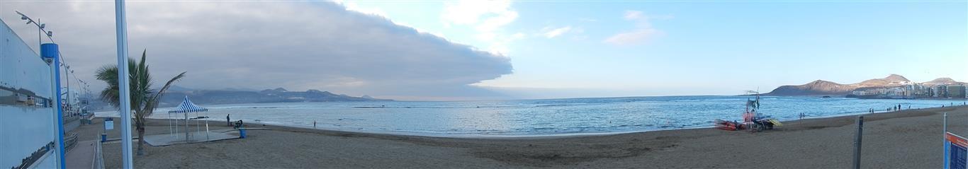Playa de las Cantares.