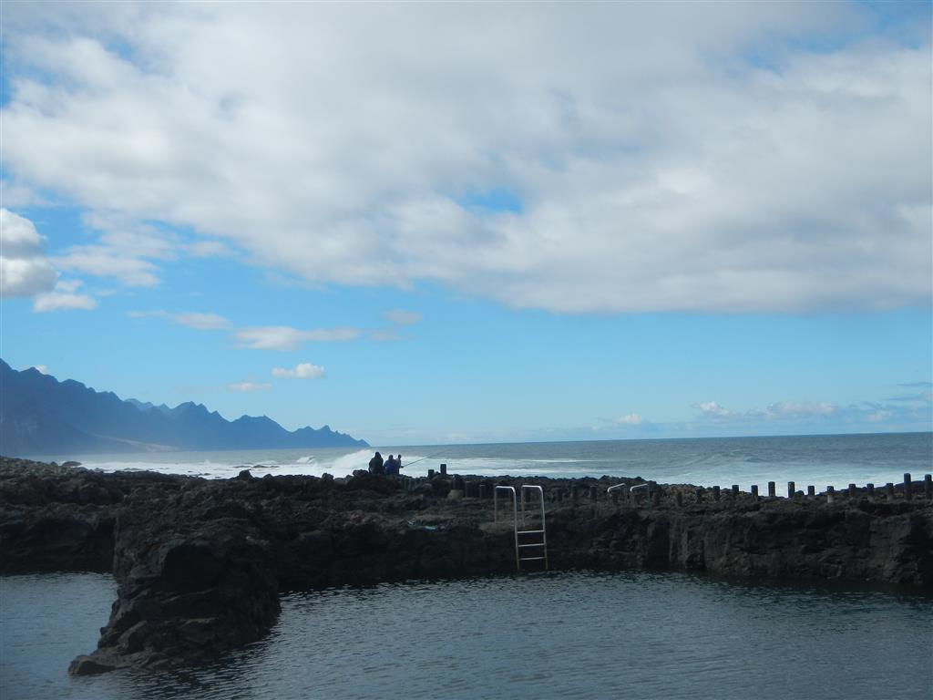 In Puerto de las NIeves gibt es tolle Möglichkeiten zum Baden