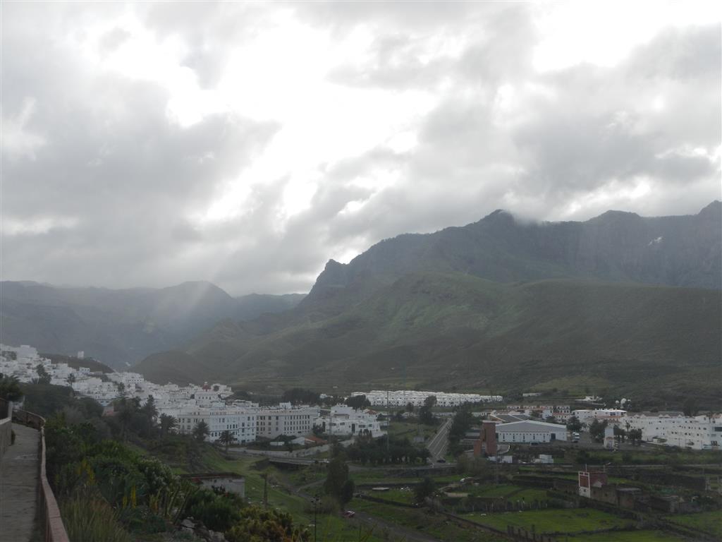 In Puerto de las Nieves