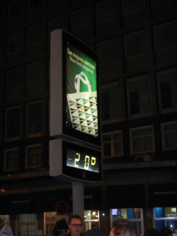 Und das alles bei 20°C!