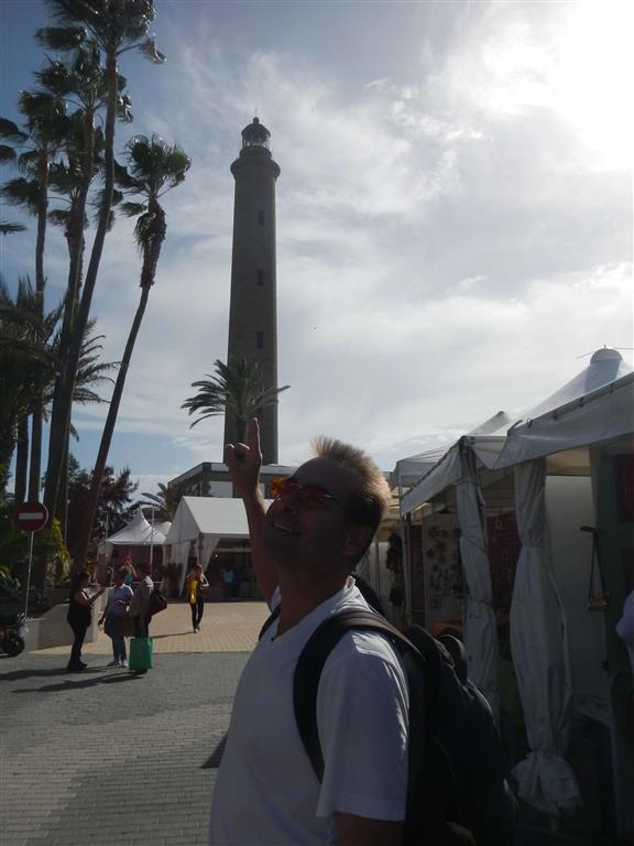 Leuchtturm Maspalomas