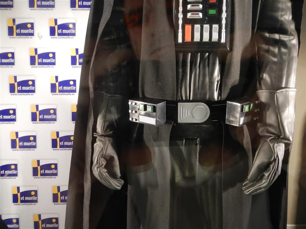 Darth Vader hat die gleichen Knöpfe...
