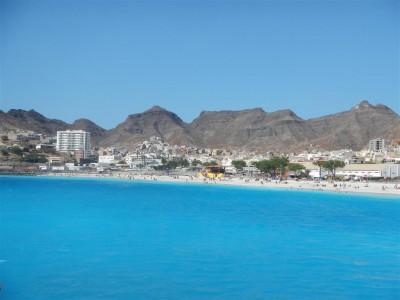 Strand von Mindelo