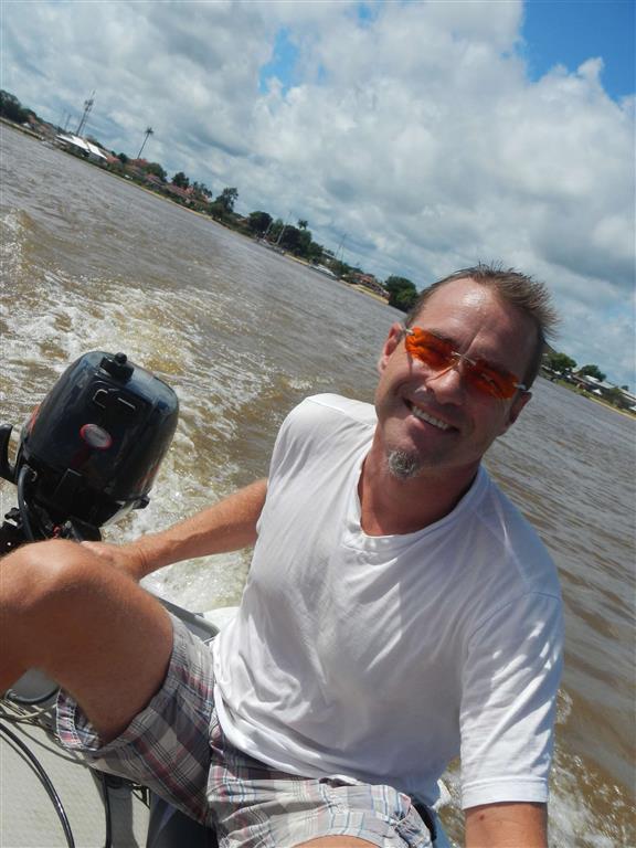 Ausfahrt nach Albina in Suriname