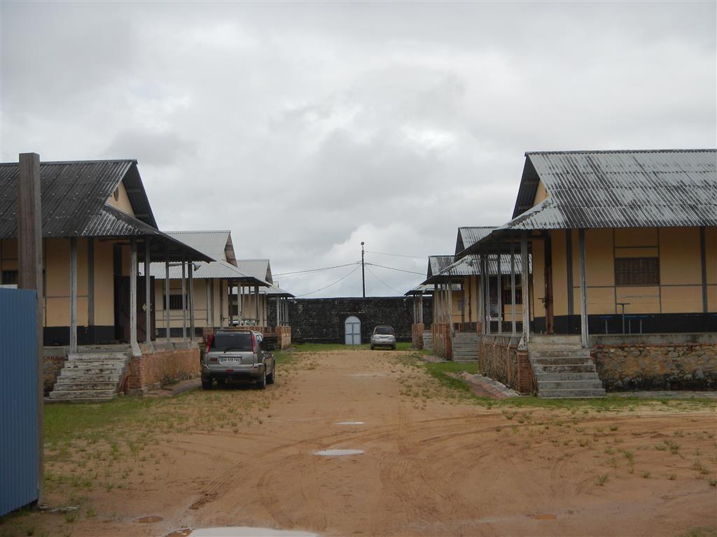 """Camp de la Transportation"", hier waren die Gefangenen eingesperrt."