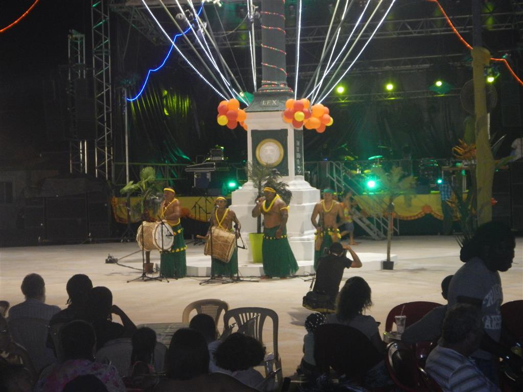 indianische Trommler