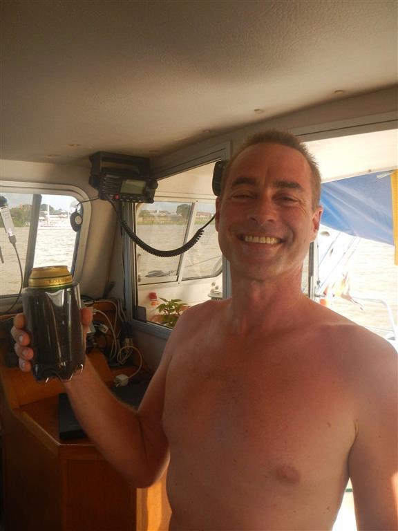 Svens neuer Bierkühler