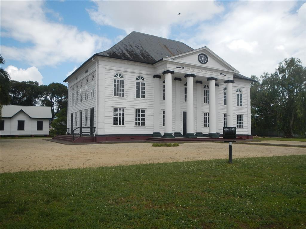 Synagoge in Paramaribo