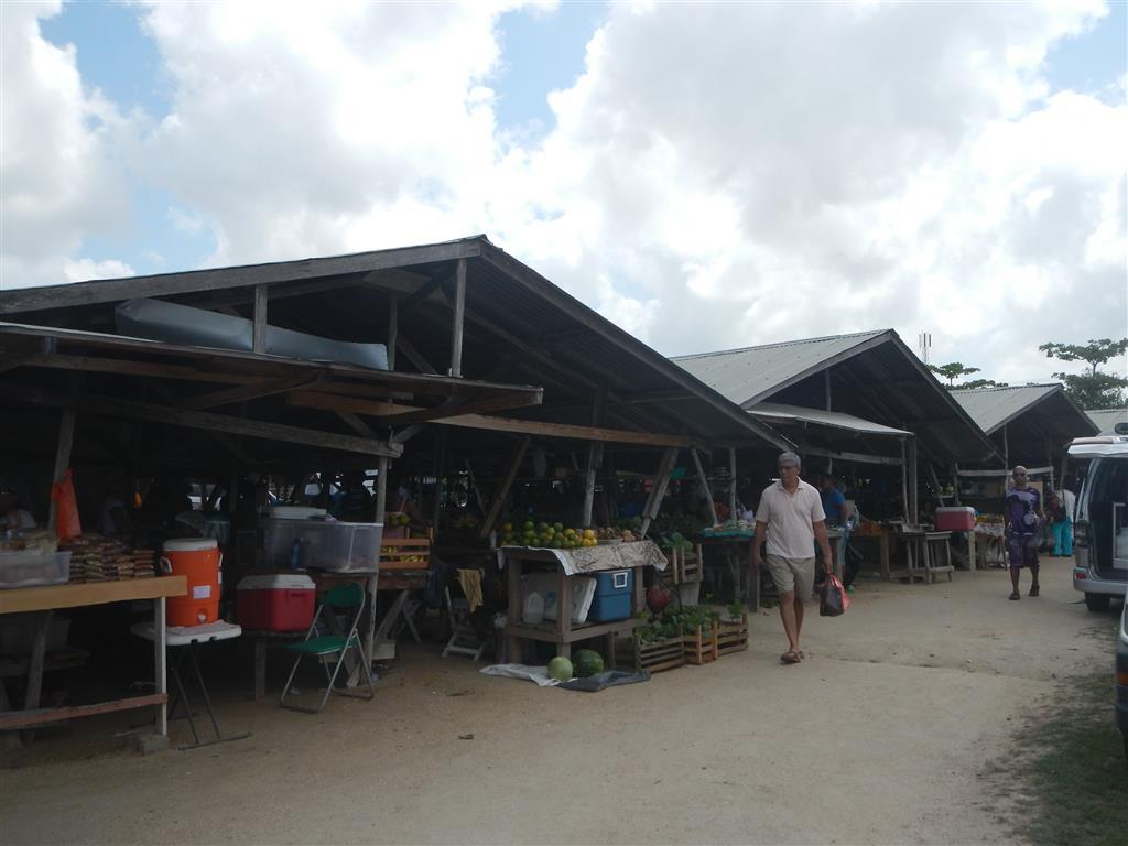 Javanesischer Markt, hier haben wir sehr gut gegessen.