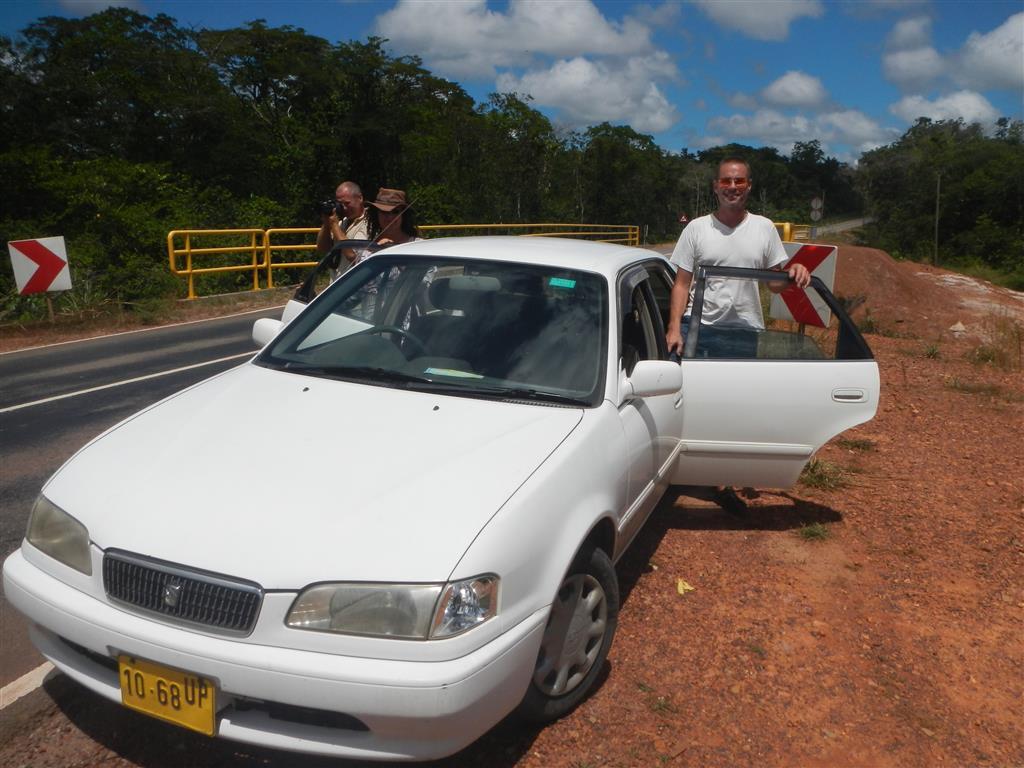 Unser Mietwagen