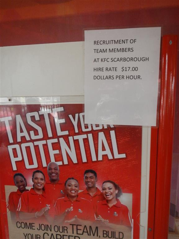 Job gesucht?
