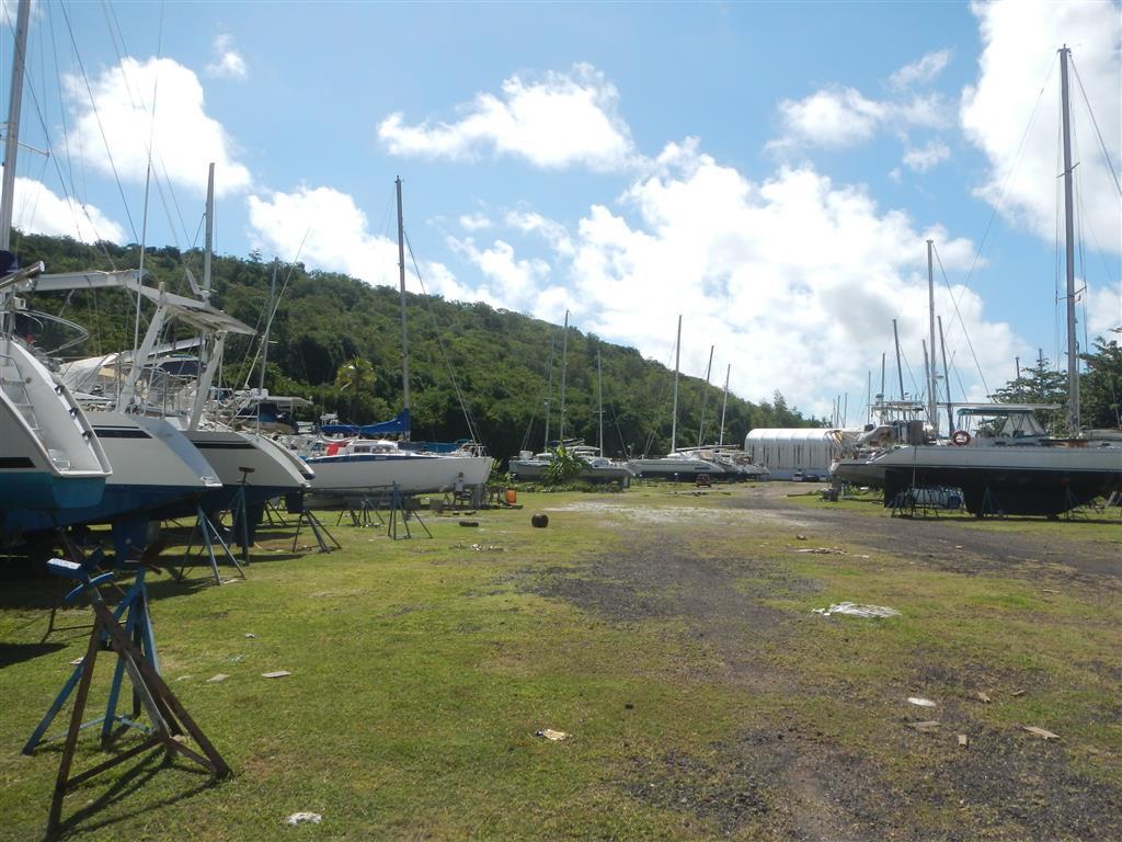 Boatyard Grenada Marine