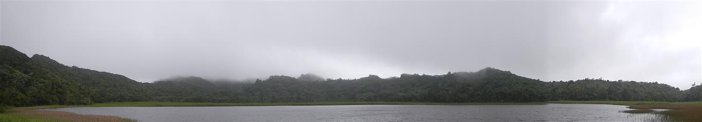 Grand Etang Kratersee