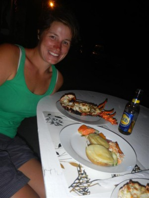 lecker Lobster!