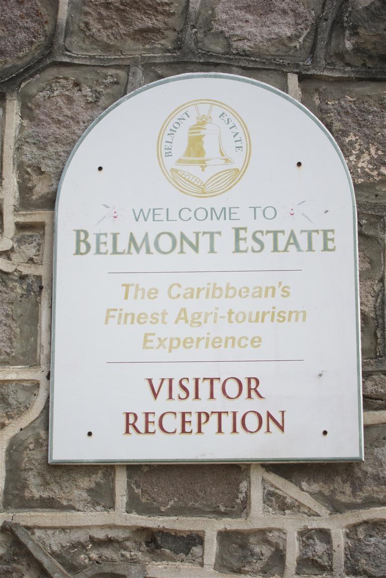 Schokoladenfabrik Belmont Estate