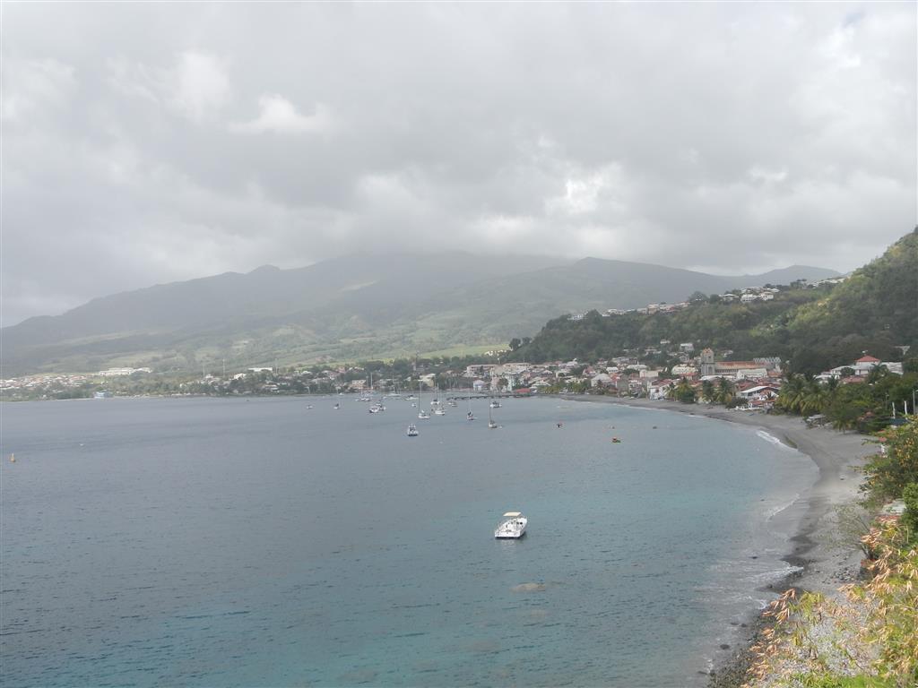 Blick auf St. Pierre
