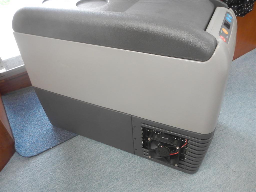 modifizierte Kühlbox