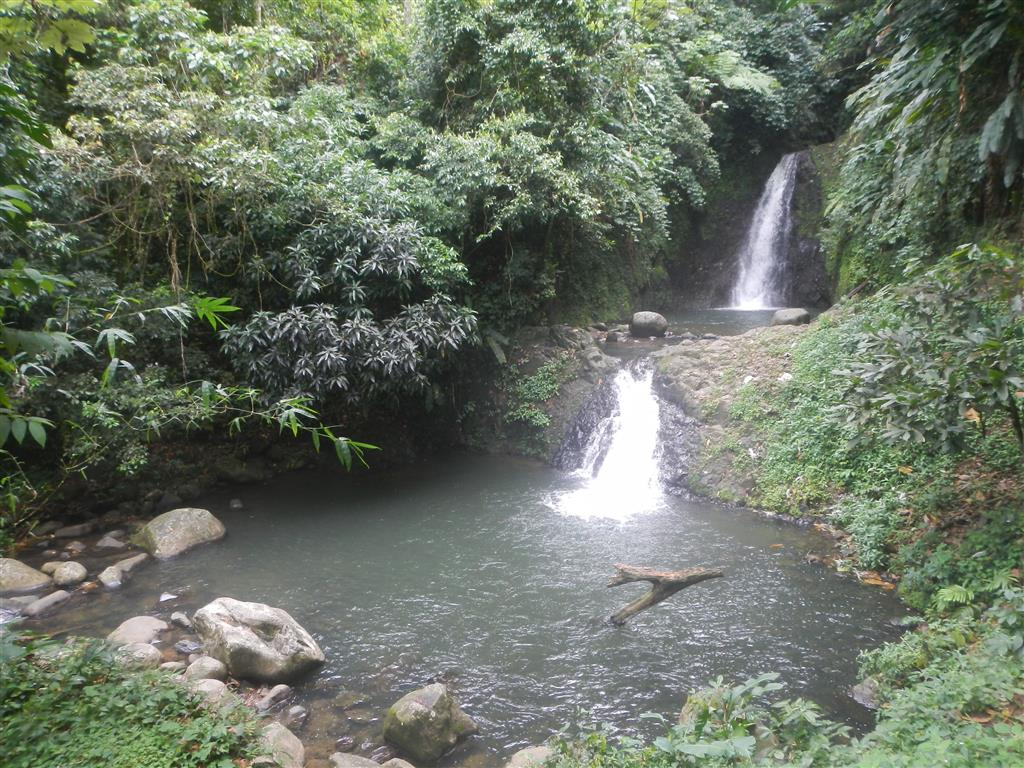 Seven Sister Wasserfall