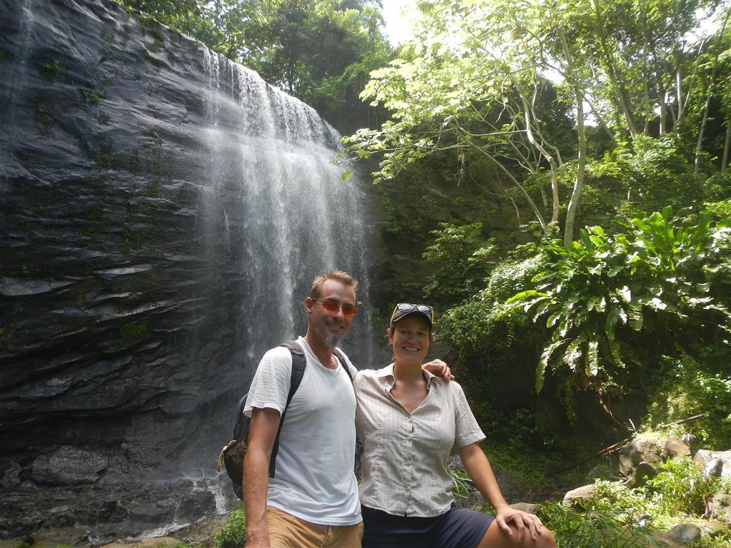 Mt. Carmel Wasserfall