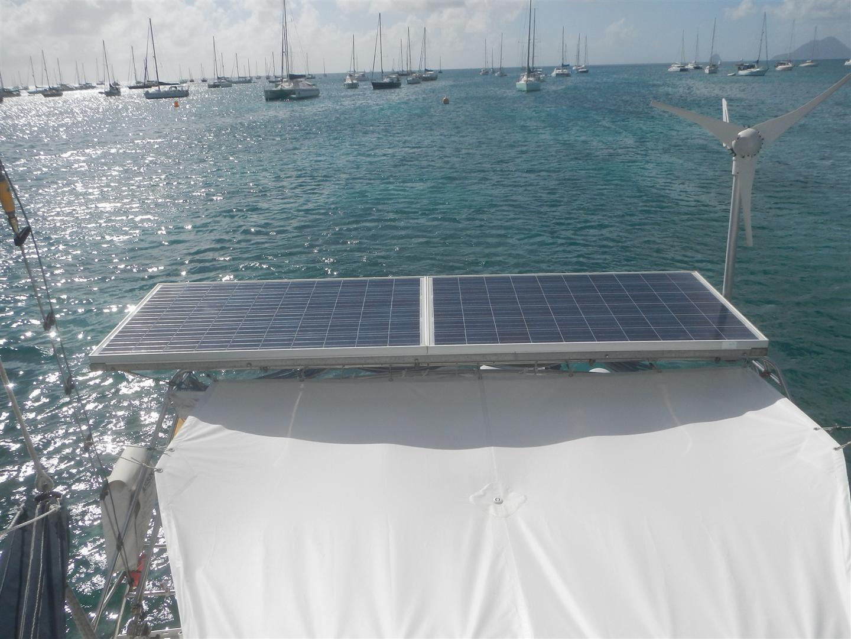 unsere Solarpanels
