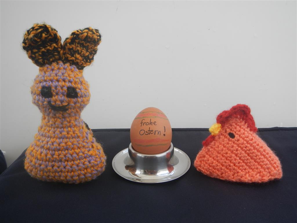 Wir wünschen allen Bloglesern frohe Ostern!