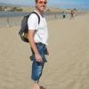 Am Strand von Maspalomas