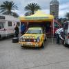 In Las Palmas findet eine Ralley statt