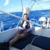 Auf dem Weg von Madeira nach Teneriffa gibts Leberkäsweckle