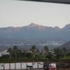Blick auf den Teide von der Marina San Miguel