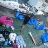 Vorbereitungen für die Ruder-Regatta über den Atlantik